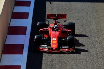 GP ABU DHABI F1/2019 - VENERDÌ 29/11/2019 credit: @Scuderia Ferrari Press Office