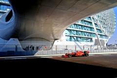 GP ABU DHABI F1/2019 - SABATO 30/11/2019 credit: @Scuderia Ferrari Press Office