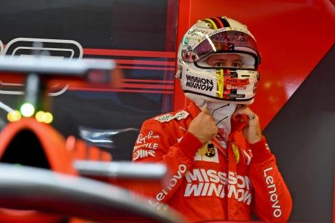 GP ABU DHABI F1/2019 - DOMENICA 01/12/2019 credit: @Scuderia Ferrari Press Office
