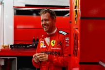 TEST T2 BARCELLONA - MERCOLEDì 26/02/2020 -SEBASTIAN VETTEL © Scuderia Ferrari Press Office