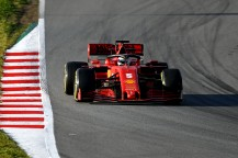 TEST T2 BARCELLONA - MERCOLEDì 26/02/2020 - SEBASTIAN VETTEL © Scuderia Ferrari Press Office