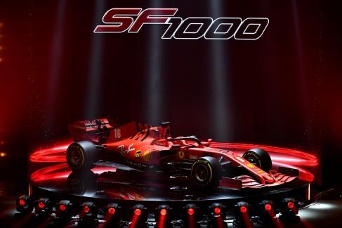 REGGIO EMILIA (ITALY) 11/02/2020 - PRESENTAZIONE FERRARI SF1000 - credit: © Scuderia Ferrari Press Office