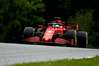 GP AUSTRIA F1/2020 - VENERDÌ 03/07/2020 credit: @Scuderia Ferrari Press Office