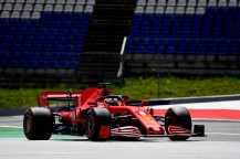 GP AUSTRIA F1/2020 - SABATO 04/07/2020 credit: @Scuderia Ferrari Press Office