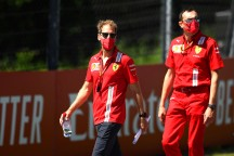 GP AUSTRIA F1/2020 - GIOVEDÌ 02/07/2020 credit: @Scuderia Ferrari Press Office
