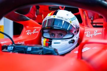 GP UNGHERIA F1/2020 - VENERDÌ 17/07/2020 credit: @Scuderia Ferrari Press Office