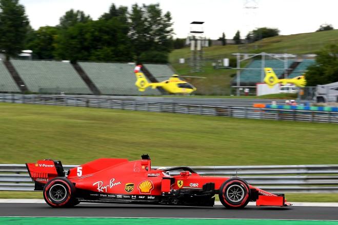 GP UNGHERIA F1/2020 - SABATO 18/07/2020 credit: @Scuderia Ferrari Press Office