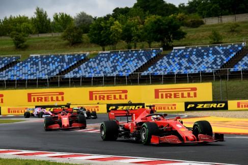 GP UNGHERIA F1/2020 - DOMENICA 19/07/2020 credit: @Scuderia Ferrari Press Office