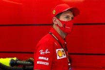GP UNGHERIA F1/2020 - GIOVEDÌ 16/07/2020 credit: @Scuderia Ferrari Press Office