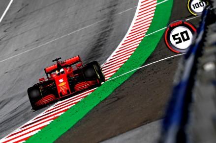 GP STYRIA F1/2020 - VENERDÌ 10/07/2020 credit: @Scuderia Ferrari Press Office