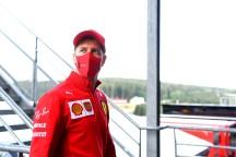 GP BELGIO F1/2020 - GIOVEDÌ 27/08/2020 credit: @Scuderia Ferrari Press Office