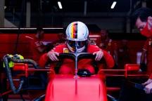 GP GRAN BRETAGNA F1/2020 - SABATO 01/08/2020 credit: @Scuderia Ferrari Press Office