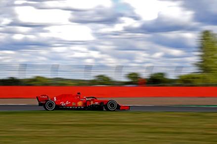 GP GRAN BRETAGNA F1/2020 - DOMENICA 02/08/2020 credit: @Scuderia Ferrari Press Office