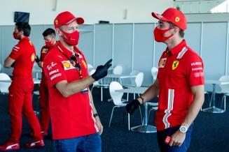 GP GRAN BRETAGNA F1/2020 - GIOVEDÌ 30/07/2020 credit: @Scuderia Ferrari Press Office